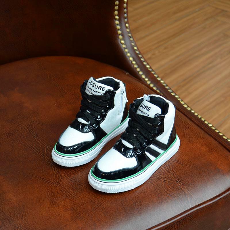 2016 casual denim sport shoes kids elastic band autumn  children's shoesChina shoes for boys and girls kids flats tenis infantil